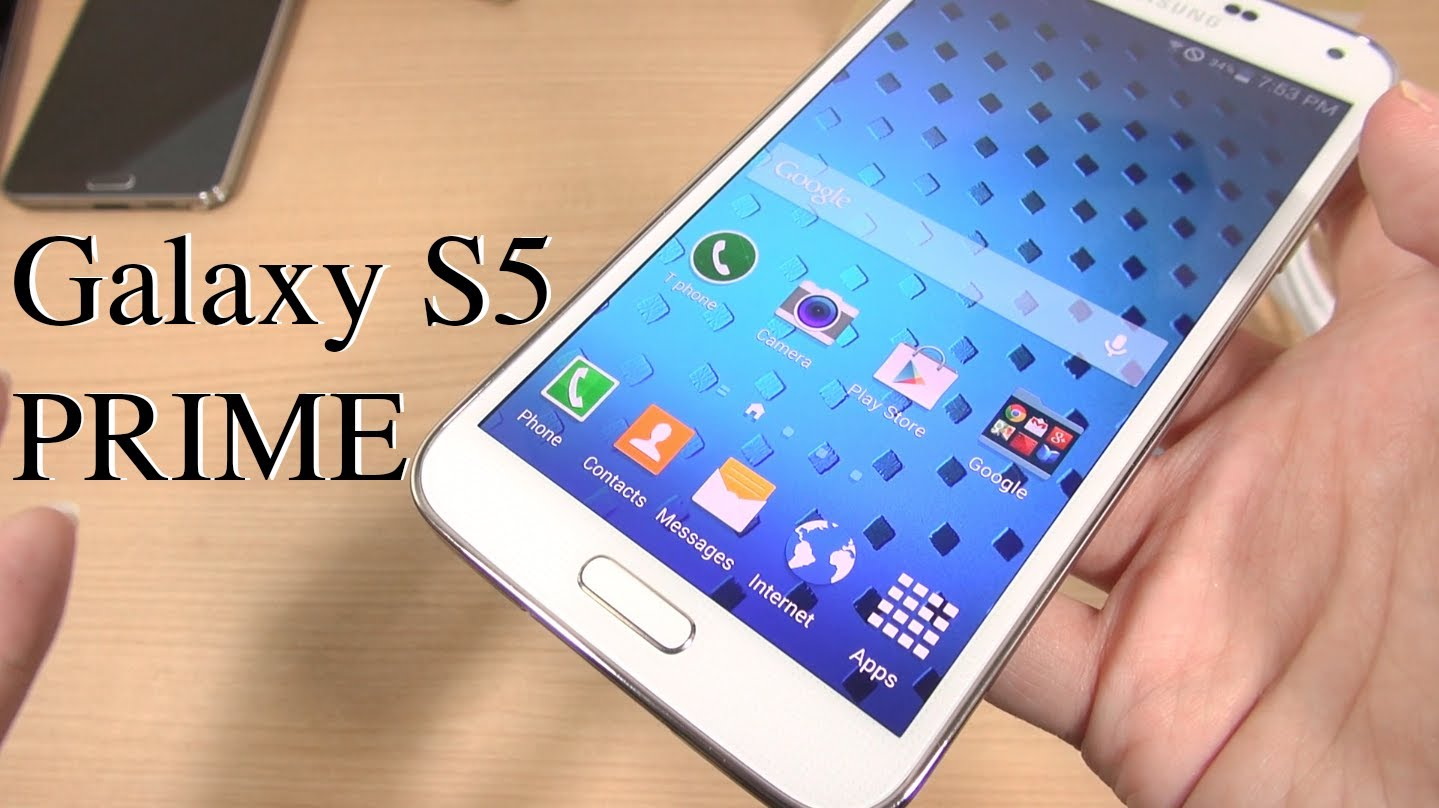 Galaxy S5 S805 Quad HD: Unboxing and Questions