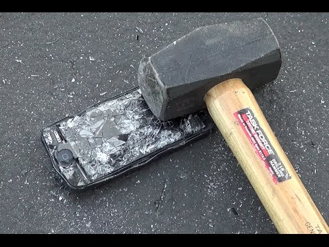 iPhone 5: Destruction & Giveaway (Rebuild)