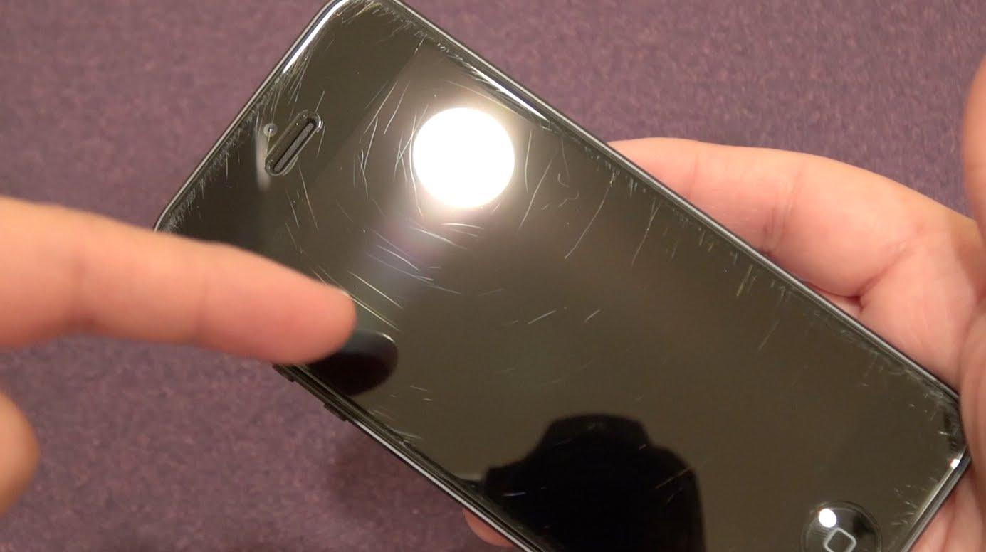*iPhone 5 Spigen SGP GLAS.tR* Strength Test and Review
