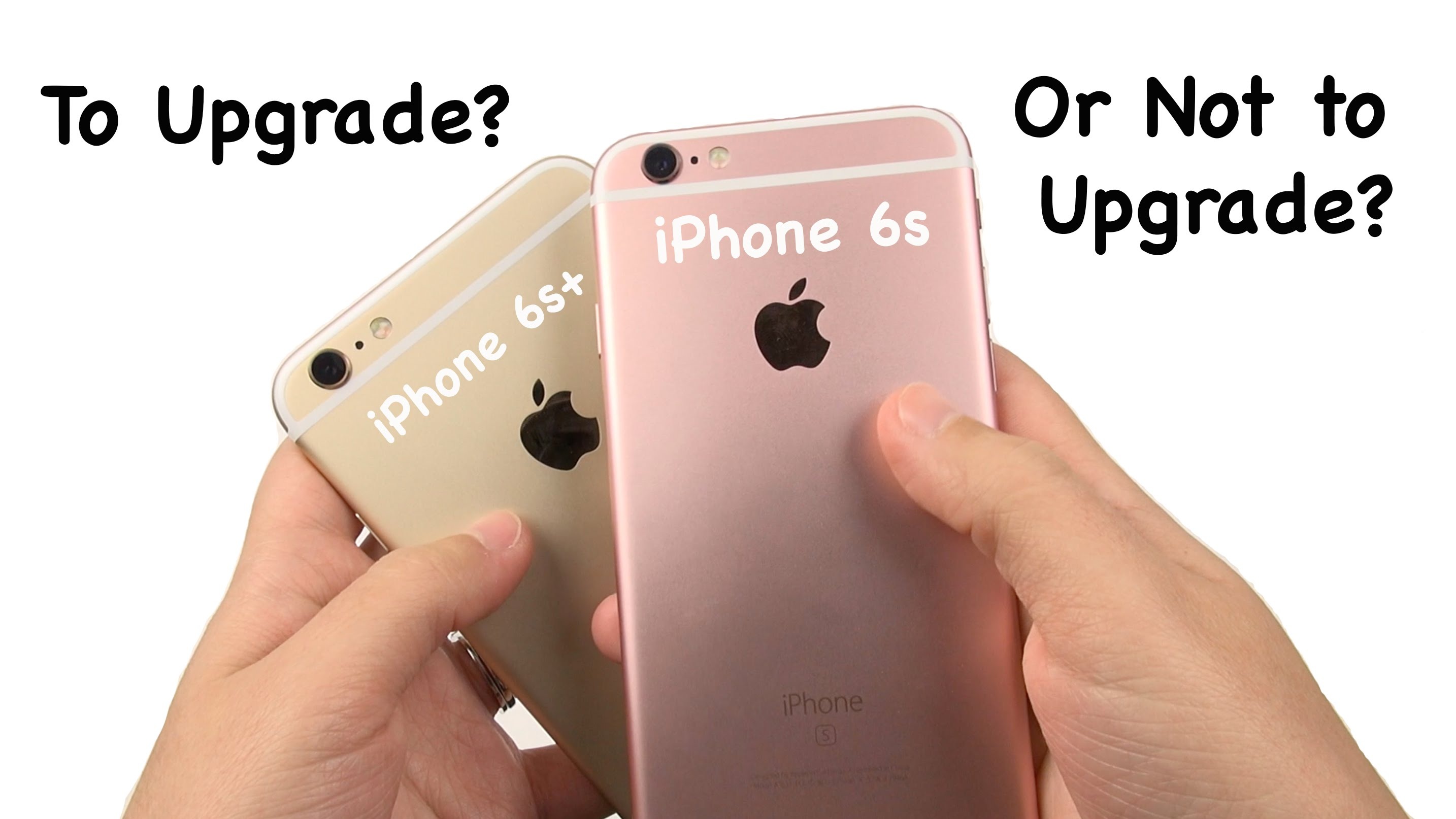 iPhone 6s & 6s Plus Review: Is It Worth Upgrading?