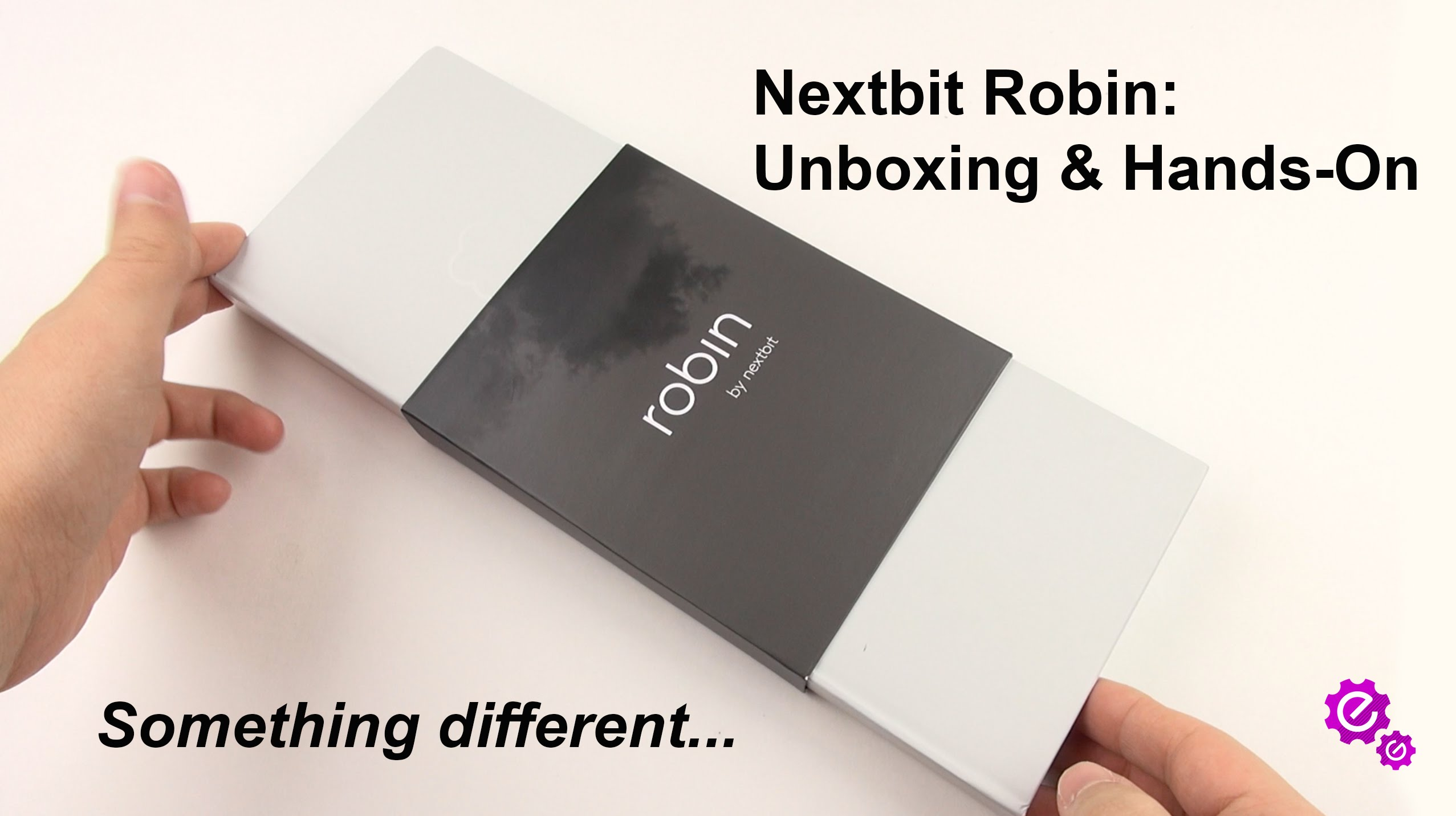 Nextbit Robin: Unboxing & Hands-on