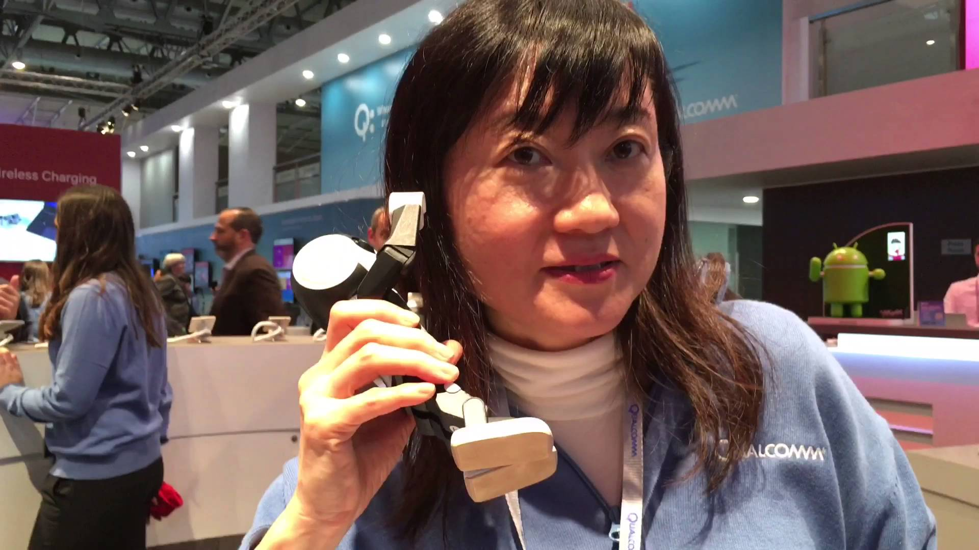 RoBoHon Robot Phone: Just Because Adorable