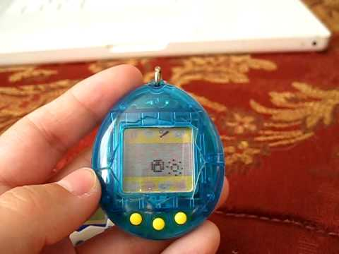 Tamagotchi P1 and P2 – virtual pet