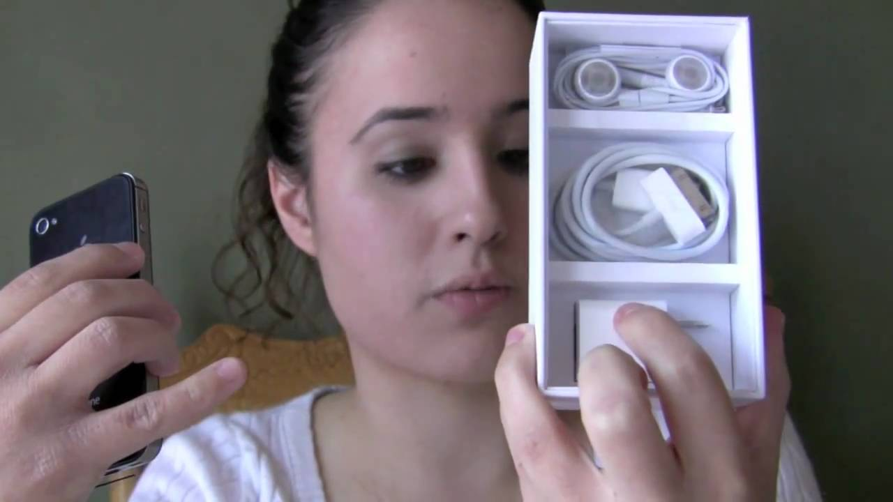 Verizon iPhone 4 Unboxing, Speed Comparison, Review, Bumper Case