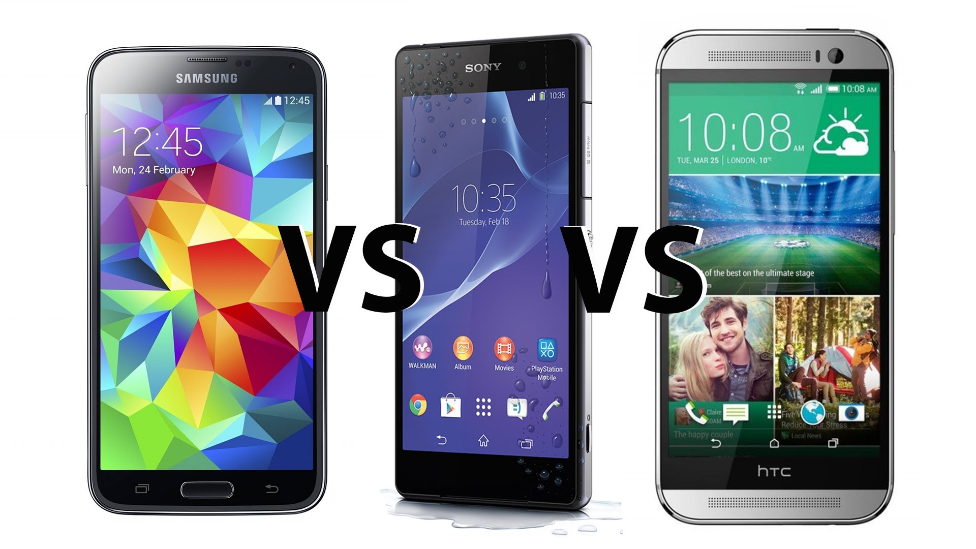 Xperia Z2: Flagship Display Face-off!