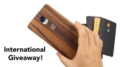 Giveaway Bonanza || OnePlus 3 (International)