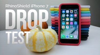 OFF the ROOF! iPhone 7 Drop Test (RhinoShield CrashGuard) + Giveaway