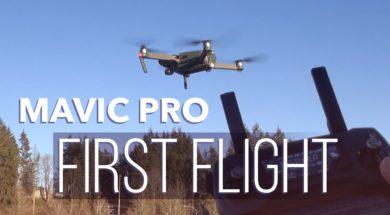 DJI Mavic Pro: Set Up Tutorial & First Flight!