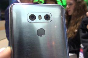 LG G6 Colors: Which Resist Fingerprints Best? (MWC 2017)