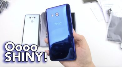 HTC U11 Unboxing & Impressions: QUESTIONS ANYONE?