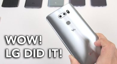 LG V30: IMPRESSIVE || In-Depth Hands On!