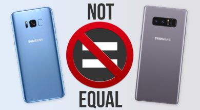 Note 8 vs S8+ || Note 8 NOT Just A Premium S8+