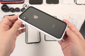 iPhone X: My Favorite Case! (RhinoShield Mod Modular)