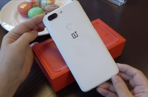 OnePlus 5T Sandstone White || Unboxing & Thoughts (New 4K camera)