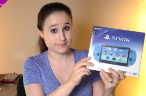 PS Vita Unboxing: Why I Bought One in 2018?