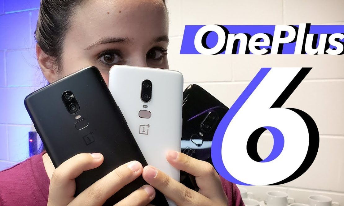 OnePlus 6    UP CLOSE Hands On: Questions Anyone?