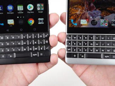 BlackBerry KEY2: 1 Week Later (Black & Silver)