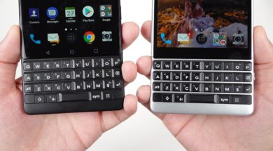 BlackBerry KEY2: 1 Week Later (Black & Silver)