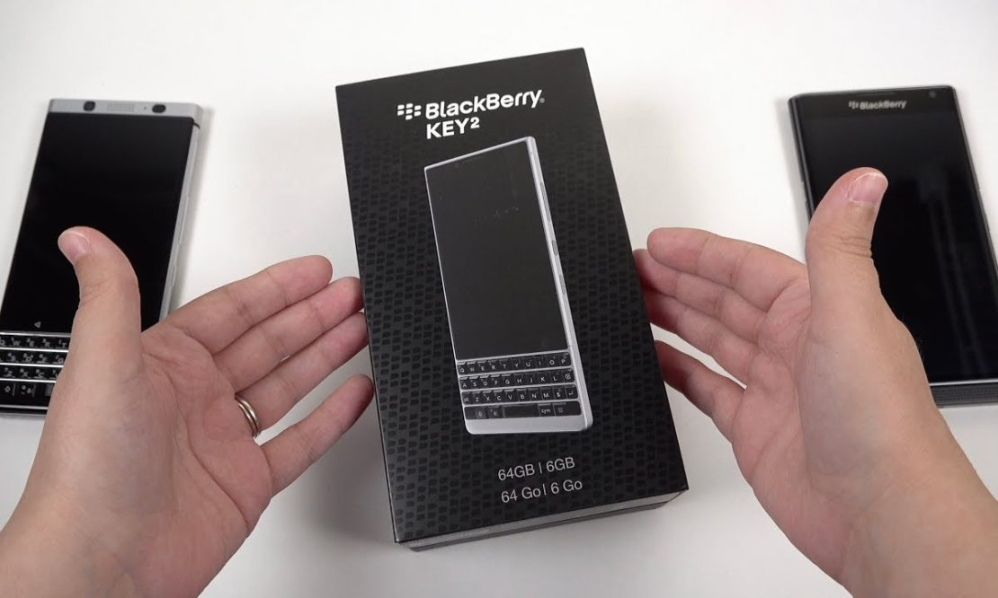 BlackBerry KEY2: Unboxing & Impressions (Questions Anyone???)