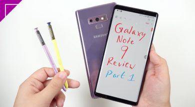 Galaxy Note 9 Review: One Month Later (Part 1)