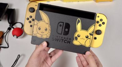 Pikachu & Eevee Edition BUNDLE: Nintendo Switch Unboxing!