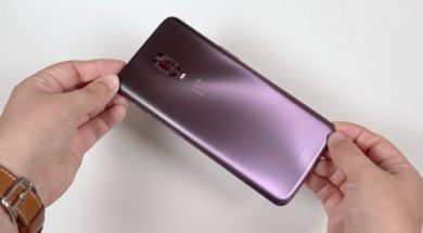 Thunder Purple (OnePlus 6T) : Most Awesome Color EVER!