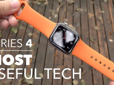 Apple Watch Series 4: Most Useful Piece of Tech in My Life!