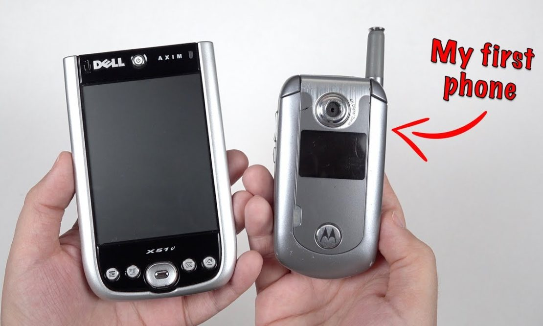 My First Phone EVER || My Mobile Solution in 2005