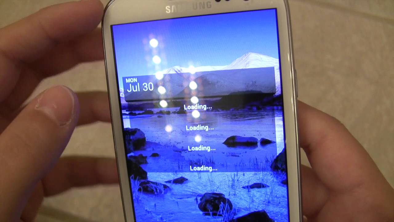 *Galaxy S3* Spigen SGP Ultra Nano Optics – Screen Protector Review