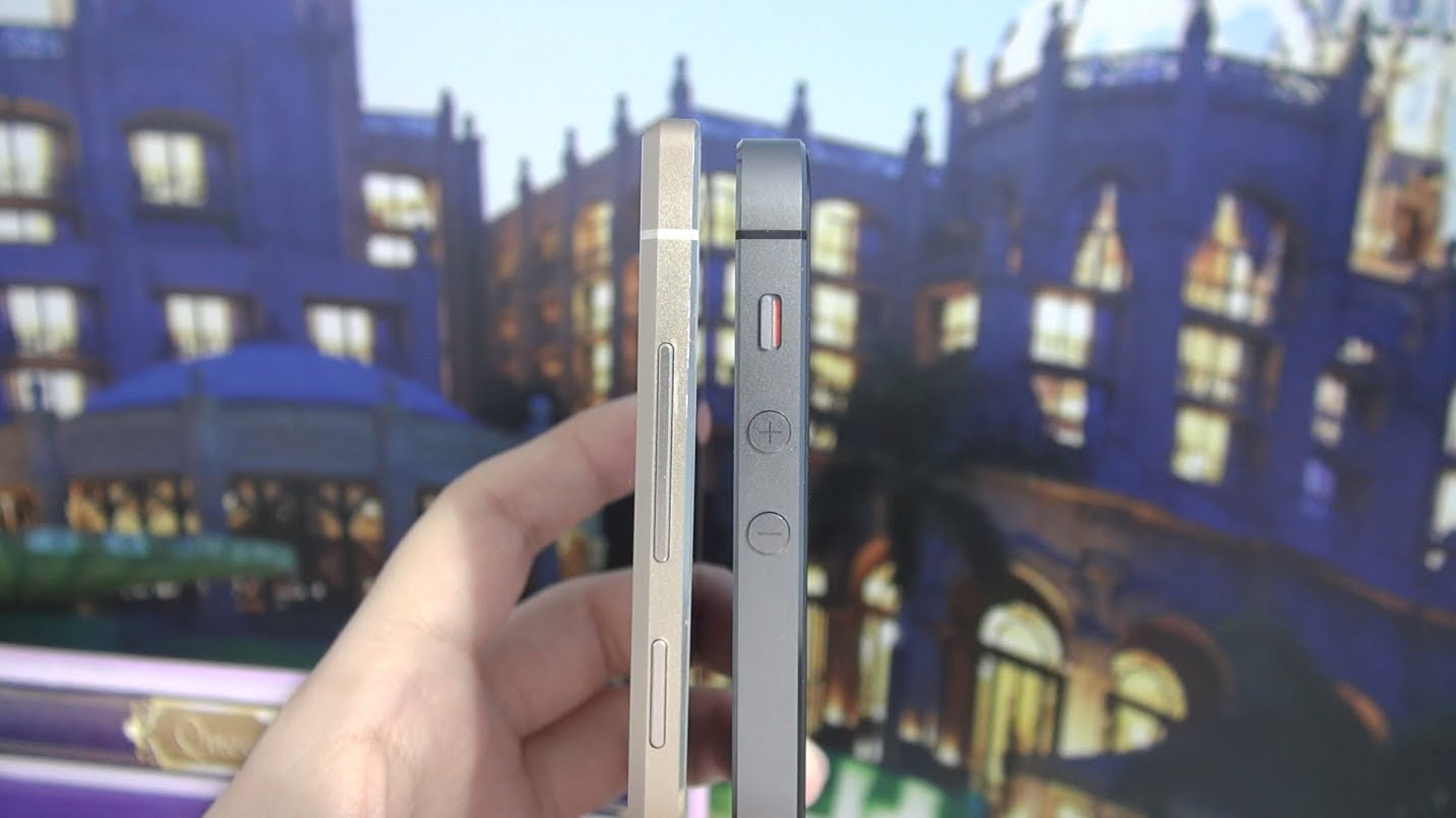 Gionee Elife S5.5: Hands-on and Pocket Test