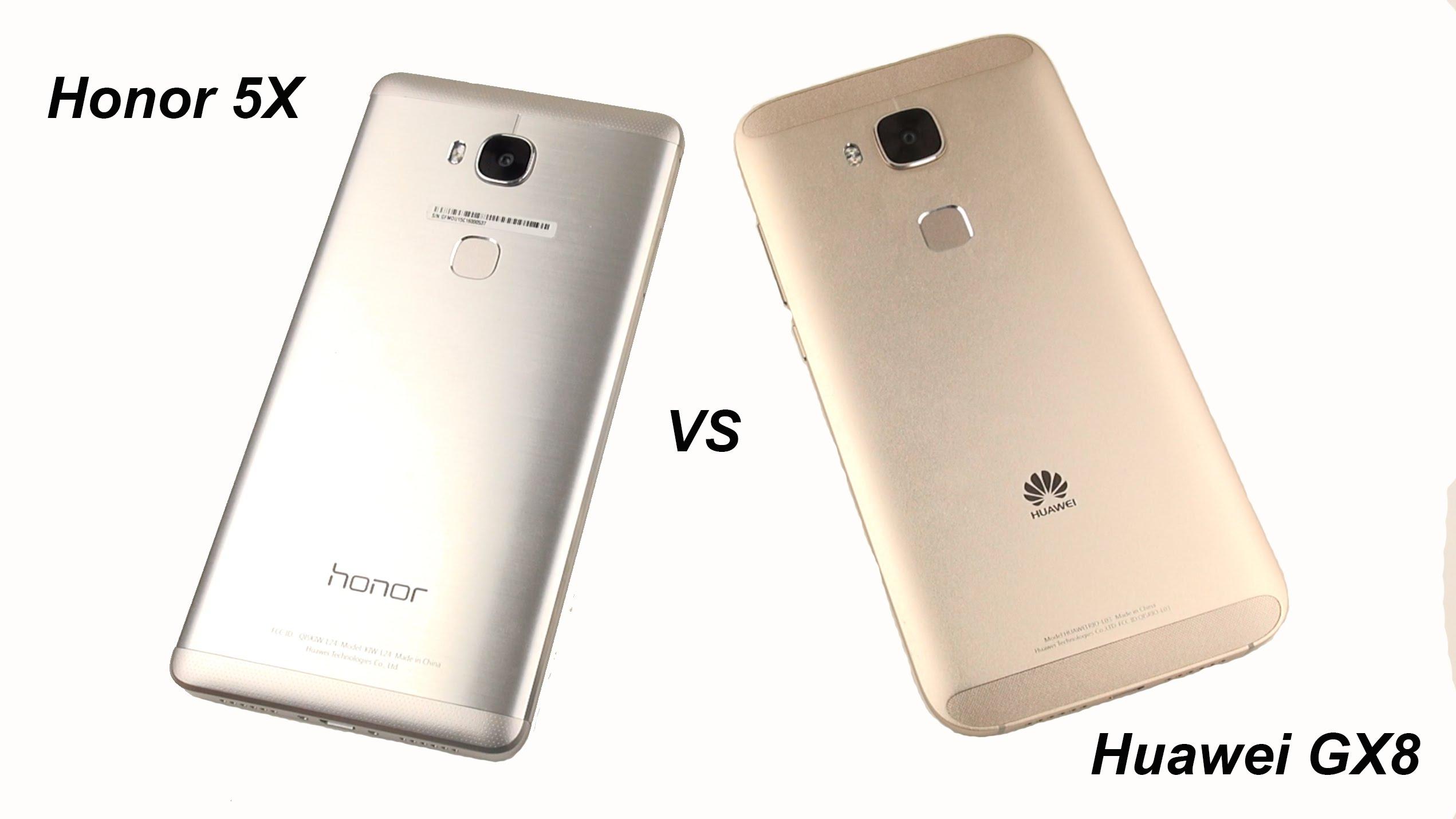 Huawei GX8 Review: The Same as Honor 5X?