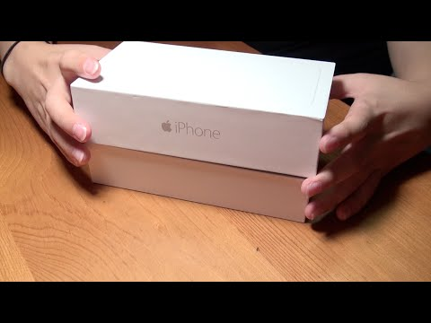 iPhone 6 Plus Unboxing: CRAZY NIGHT!