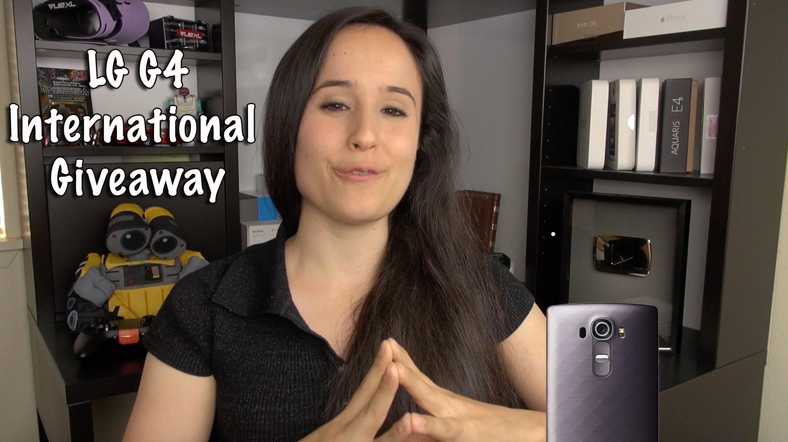 LG G4: International Giveaway!