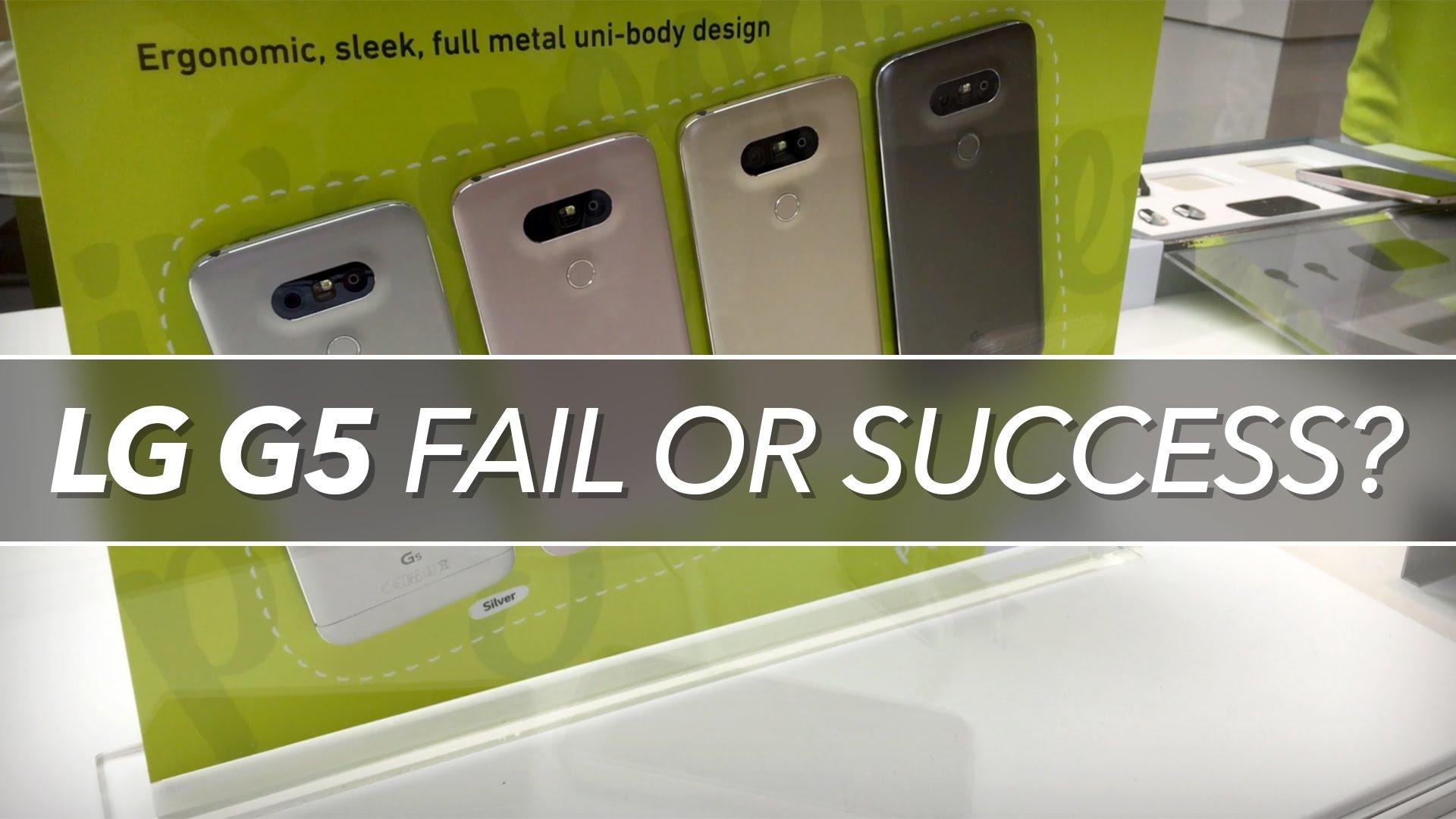 LG G5 In-Depth Hands On / Walkthrough