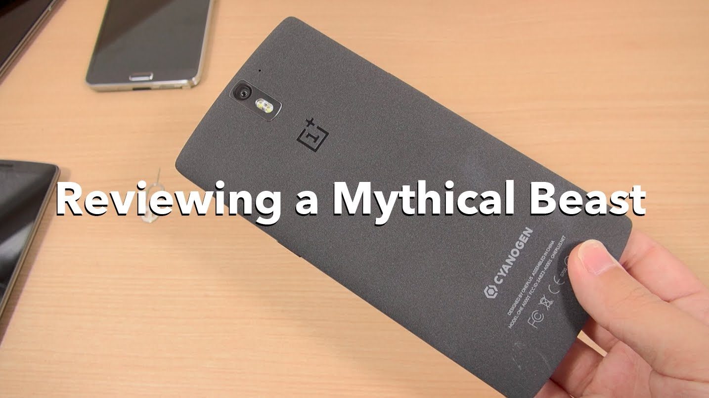 OnePlus One: Initial Review