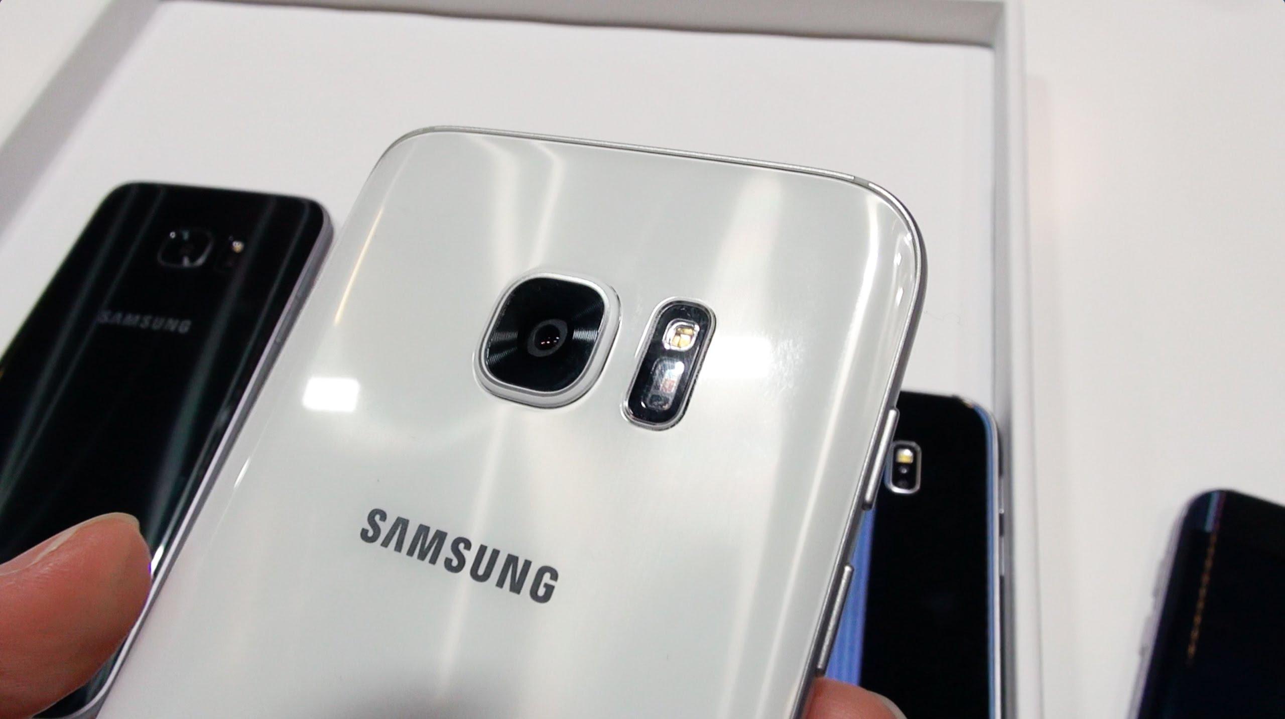 Samsung Galaxy S7 & S7 Edge: In-Depth Hands On / Walkthrough