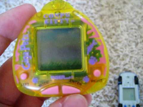 Tamagotchi Collection part 1