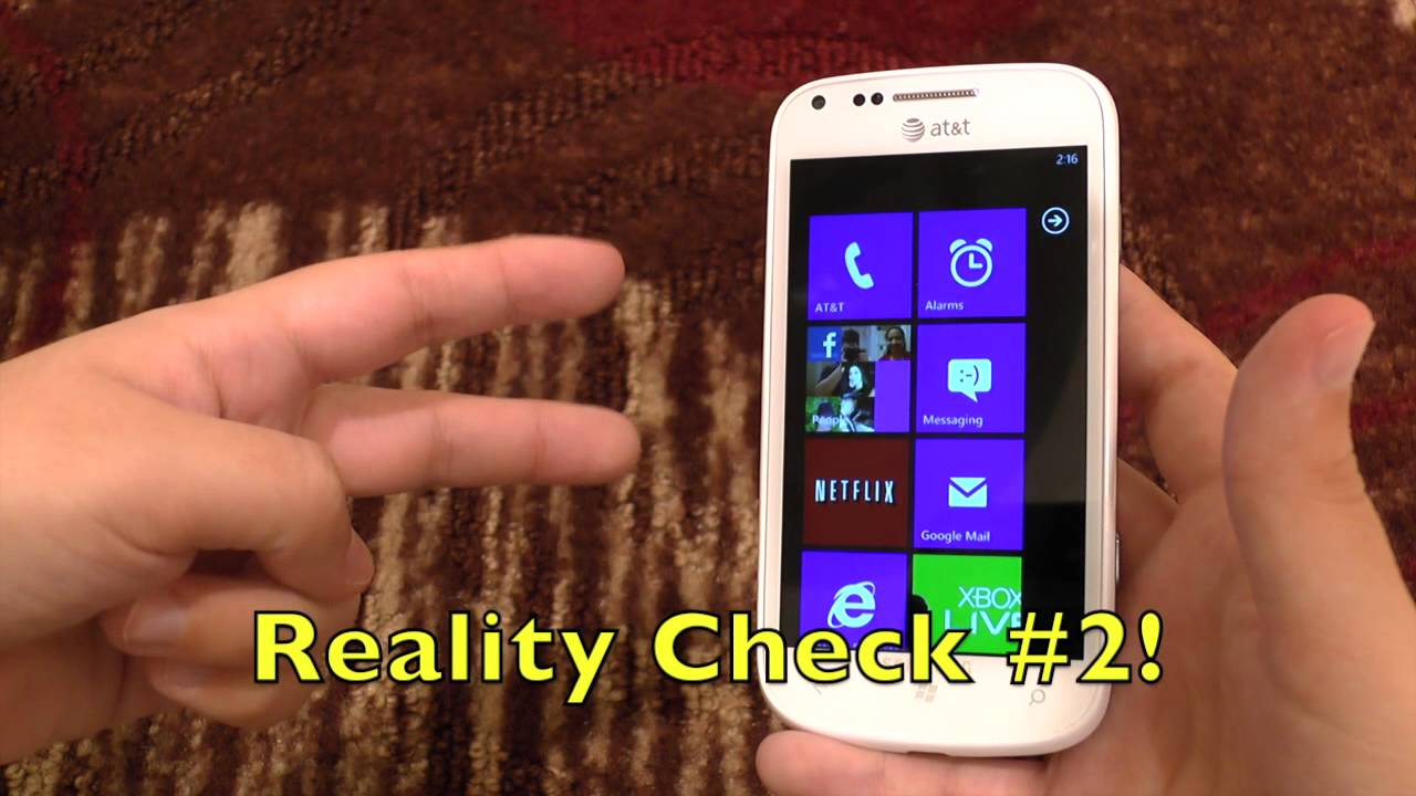 Windows Phone 8 – Any Future for Wp7???  *Samsung Focus 2*