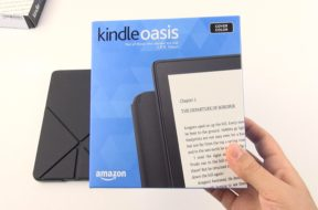 Kindle Oasis Unboxing: Will I Switch Over? (Update to Follow)