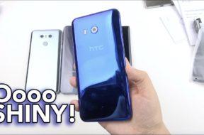 HTC U11 Unboxing & Impressions: QUESTIONS ANYONE?