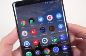 Galaxy Note 8: What's on my Smartphone 2017?