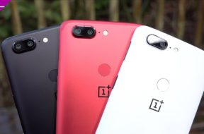 Unboxing LAVA RED: OnePlus 5T (All Colors)