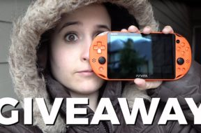 Neon Orange || PS Vita 2000 Giveaway! (International)