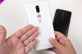 OnePlus 6: Silk White Unboxing (Which Color is Best?)