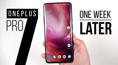 OnePlus 7 Pro: 1 Week Later (vs Galaxy S10+)