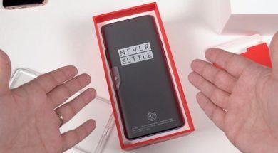 OnePlus 7 Pro: Unboxing