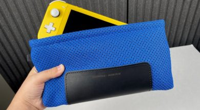 3 Best Switch Lite Cases On the Market: Waterfield (Pouch, Slip Case, CitySlicker)