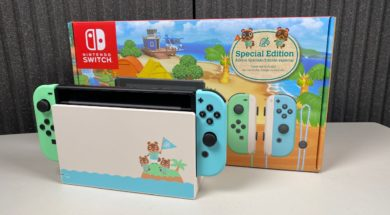Animal Crossing: New Horizons Switch || Unboxing & Best Cases