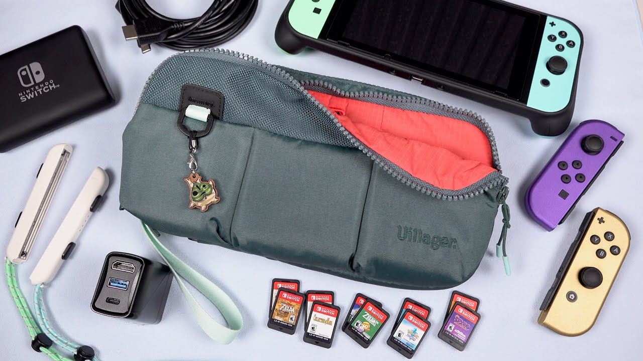 Ultimate, ULTRA PORTABLE Switch Pack (Gear & Carry) [3UP & Waterfield]