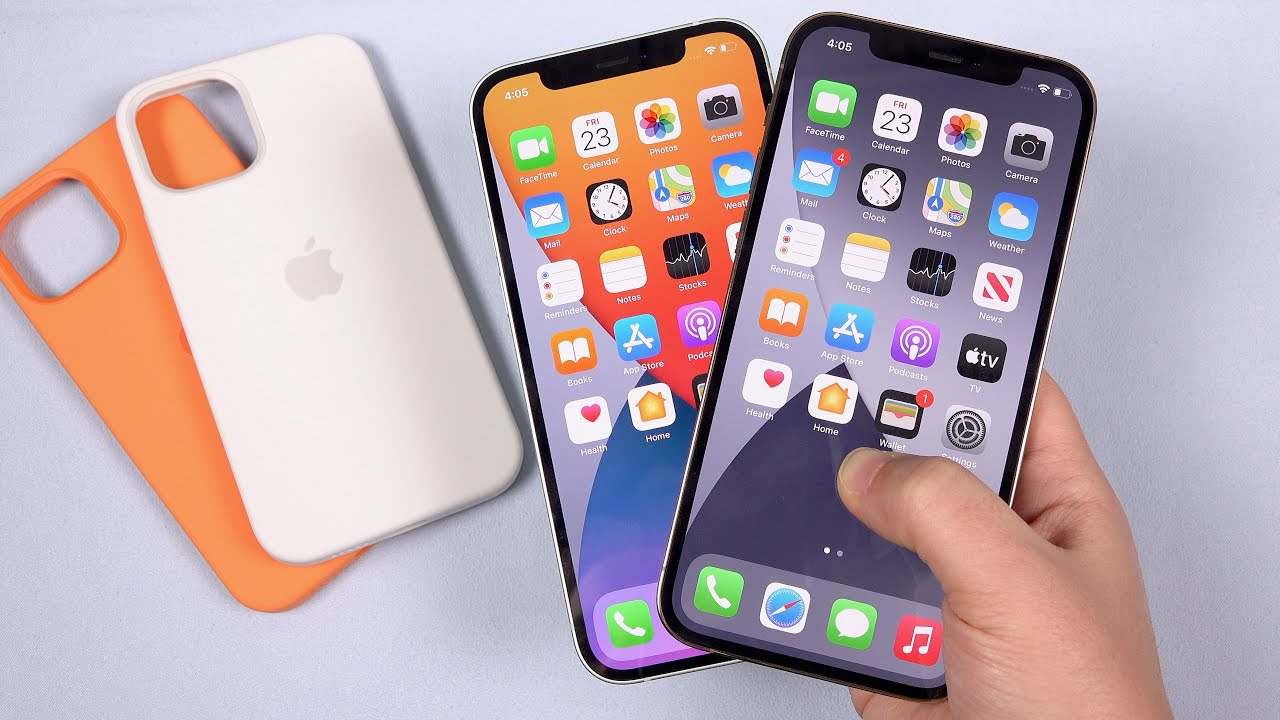 iPhone 12 & 12 Pro: Display Quality & HDR Impressions